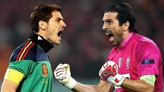Casillas Vs Buffon - Video