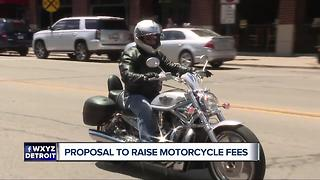 State proposes raising fees on Motorcycle owners - Video