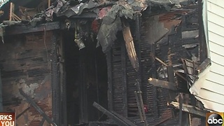 House Fire kills 6 children in NE Baltimore