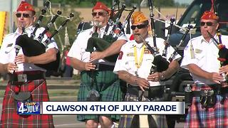 Clawson hosts annual Fourth of July parade
