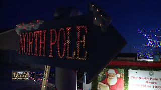 A visit to the North Pole - Video