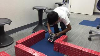 Summer camps teach kids about robotics, coding, and Minecraft