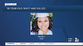 18-year-old shot and killed