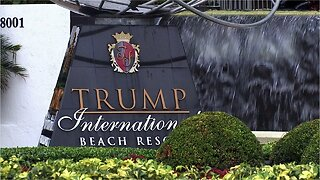 Shooting near Trump resort, 1 dead, 2 injured