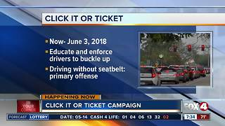 Click it or Ticket Campaign - Video