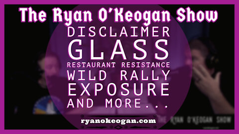 Disclaimer, Glass, Restaurant Resistance, Wild Rally, Exposure