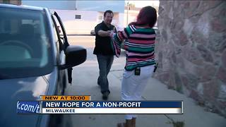 Local nonprofit gets donated van after theirs was stolen - Video