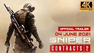 Sniper Ghost Warrior Contracts 2 - OfficialTrailer