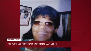 Silver Alert issued for missing 80-year-old Milwaukee woman