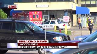 Person killed at Woodhaven - Video