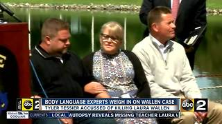 Body language expert weighs in on Laura Wallen case - Video