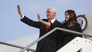 VP Mike Pence, Second Lady Test Negative For Coronavirus