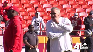 Toub family set for Sunday Night Football reunion in Chicago