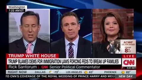 [320x180] CNNs Navarro Trumps MS-13 Animals Remark a Nazi-Like Attempt to Dehumanize Immigrants  Breitbart