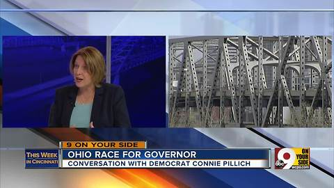 This Week in Cincinnati: Former state Rep. Connie Pillich on her run for Ohio governor