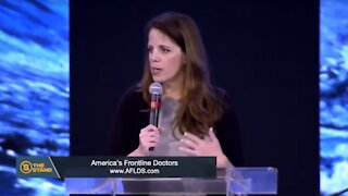 Front Line Doctor Exposes Lies About Vaccine and Covid