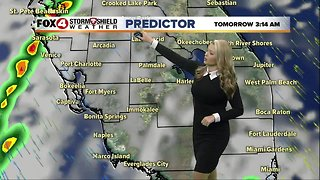 FORECAST: Warmer Friday, stormy weather on the way
