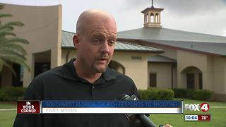 Southwest Florida Church Responds to Shooting - Video