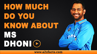 MS Dhoni – Everything You Need to Know About