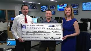 Scripps Howard Foundation gives to local groups - Video