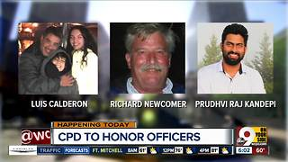 CPD to honor officers involved in Fifth Third shooting