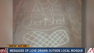 Warrensburg mosque gets messages of acceptance - Video