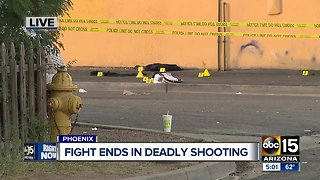 One woman killed, five others hurt in shooting outside central Phoenix motel