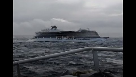 Fishing Vessels Rush to Aid Troubled Cruise Ship Off Norway