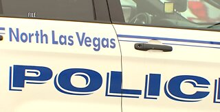 North Las Vegas police officer tests positive for COVID-19