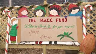 Candy Cane Lane hits $200k mark in fundraising for MACC Fund, breaks record on final night