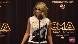 Carrie Underwood on dealing with your pranks | Rare Country - Video