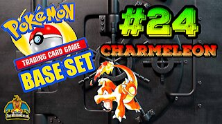 Pokemon Base Set #24 Charmeleon | Card Vault