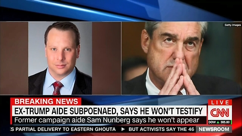 Sam Nunberg Off-the-Rails CNN Interview