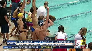 LaRosa hall of fame names 2018 class - Video