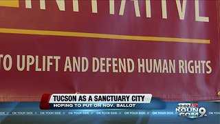 New initiative emerges to turn Tucson into a sanctuary city