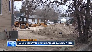 #STATEOF208: Nampa approves major increase to impact fees