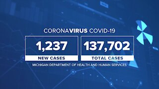 7 UpFront: Michigan Department of Health and Human Services Director on rising COVID-19 numbers