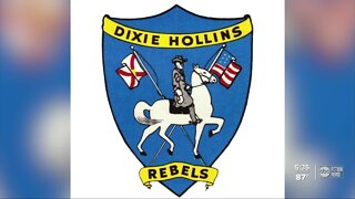 Dixie Hollins students petition for change to school name, mascot with 'racist ties'