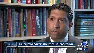 Cancer causing some marriages to end - Video
