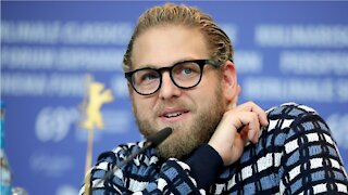 Jonah Hill Adopts Pitbull