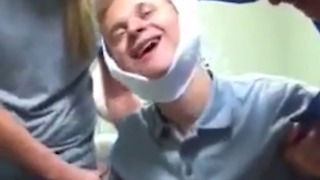 Forget About David After Dentist, You Need To See This Guy After Dentist - Video