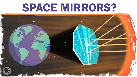 Could Space Mirrors Cool The Globe?