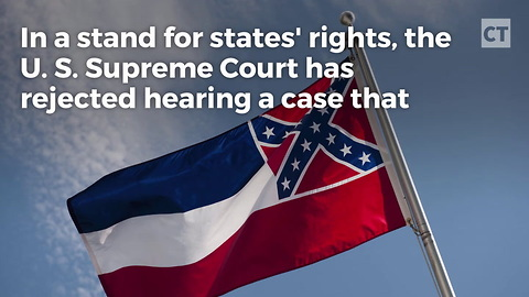 Supreme Court Makes Stand for States' Rights