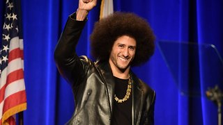 Colin Kaepernick Just Won The Ambassador of Conscience Award