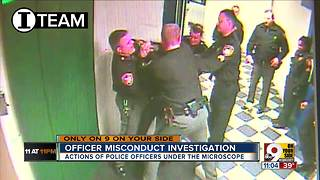 Not all police who break law get same treatment WCPO Investigative Report - Video
