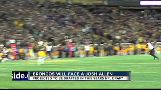 Projected NFL QB will play in Boise Saturday - Video