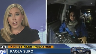 Paola mobile weather lab - Video
