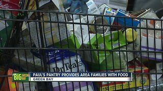 Paul's Pantry helps feed the community