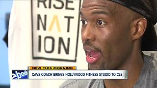 One of Hollywood's hottest fitness studios expanding to Cleveland - Video