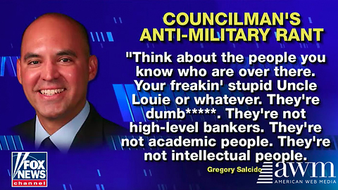 "Pentagon Insider Responds To Professor Who Claims Those Who Join The Military Are ""Dumb"""